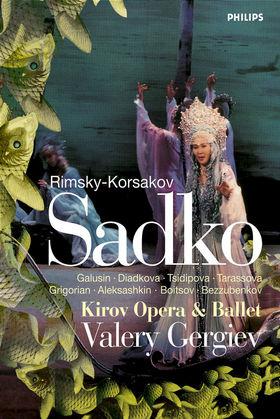 Valery Gergiev, Rimsky-Korsakov: Sadko, 00044007043998