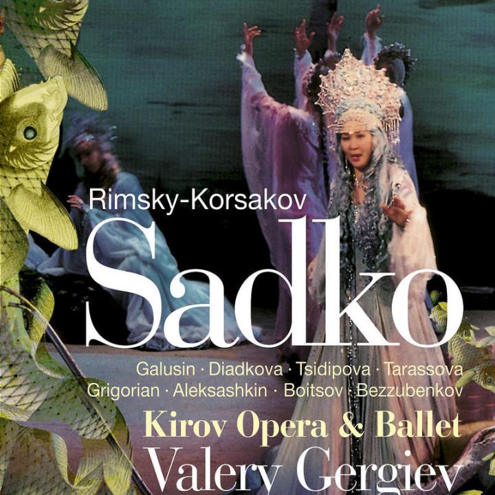 Rimsky-Korsakov: Sadko 0044007043998