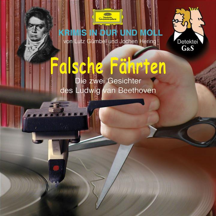 Falsche Fährten - Die zwei Gesichter des Ludwig van Beethoven 0028947696692