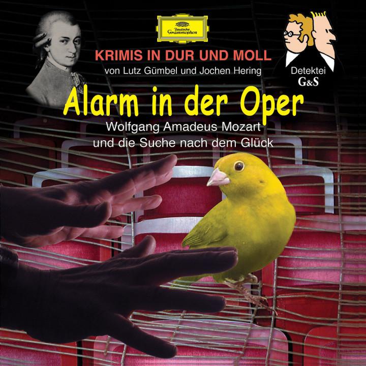Alarm in der Oper - W.A. Mozart und die Suche nach dem Glück
