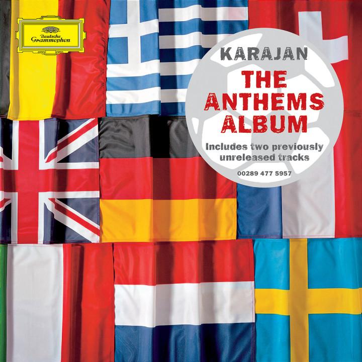 Karajan - The European Anthem & National Anthems 0028947759579