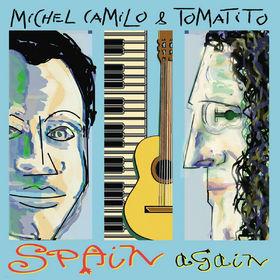 Michel Camilo & Tomatio, Spain Again, 00602498781364