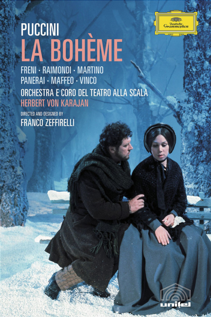 Puccini: La Bohème 0044007340714