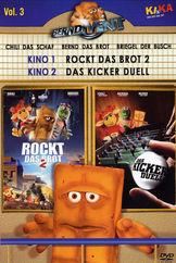 Bernd Das Brot, 03: Rockt das Brot 2 & Das Kicker Duell, 00602498774786