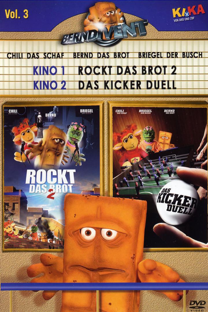 03: Rockt das Brot 2 & Das Kicker Duell 0602498774784
