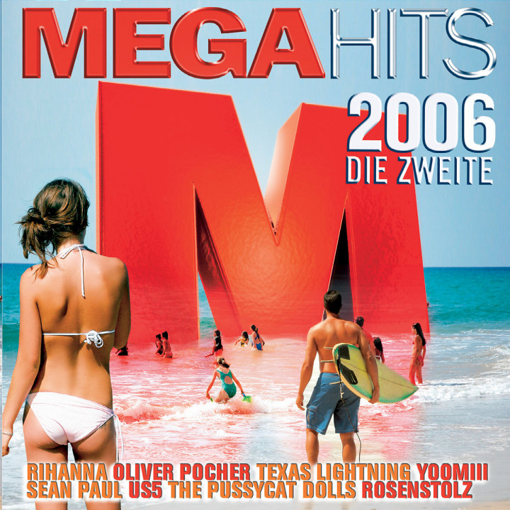 Megahits 2006 - Die Zweite 0602498407901