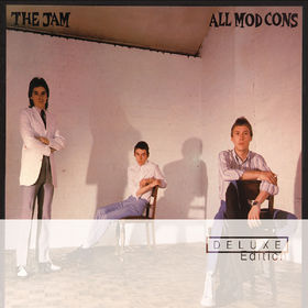 The Jam, All Mod Cons, 00602498392386