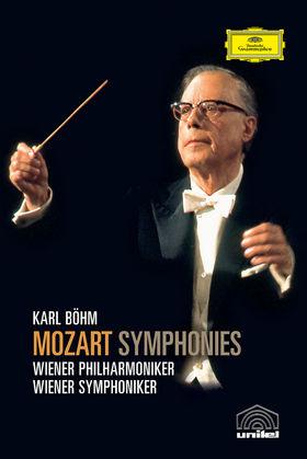 Karl Böhm, Mozart: Symphonies, 00044007341308