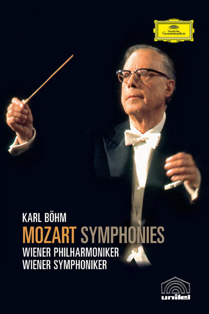 Mozart: Symphonies 0044007341302