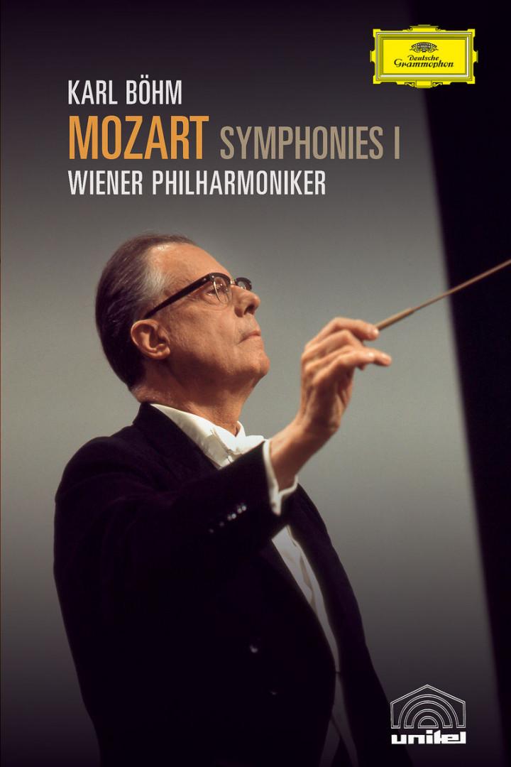 Mozart: Symphonies 0044007341313