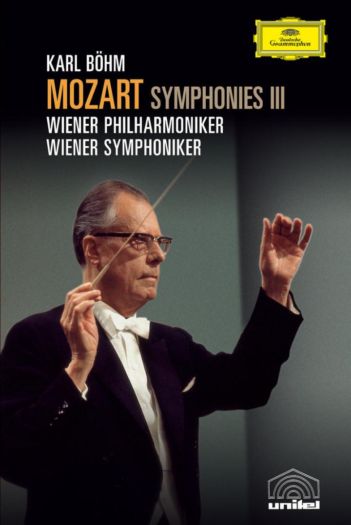 Mozart: Symphonies 0044007341335
