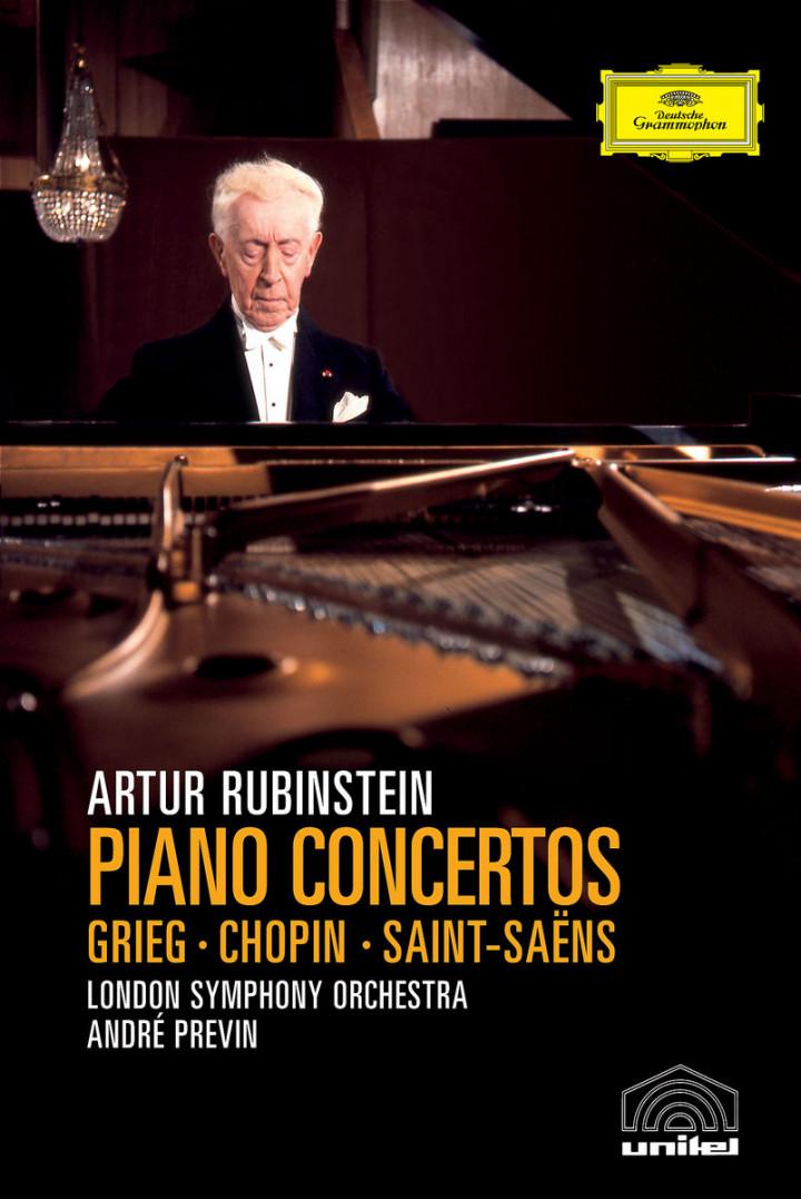 Rubinstein in Concert 0044007341955
