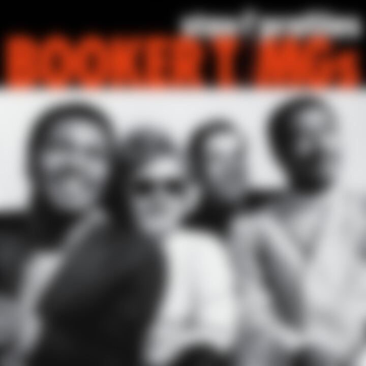 Stax Profiles - Booker T. & The MG's 0025218861526