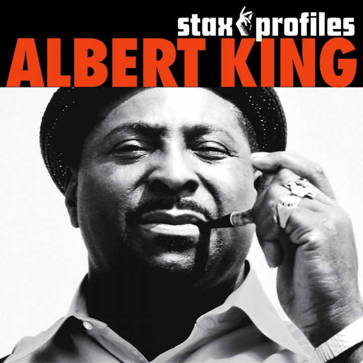 Stax Profiles - Albert King 0025218862228