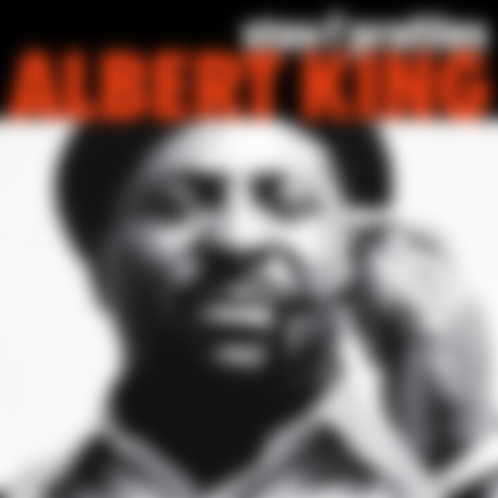 Stax Profiles - Albert King 0025218862228