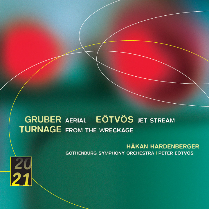 Gruber / Eötvös / Turnage: Trumpet Concertos 0028947761507