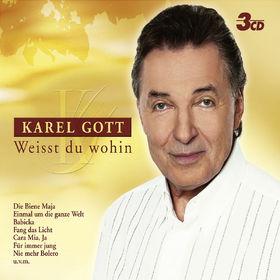Karel Gott, Weißt du wohin, 00602498779040