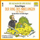 Der Holzwurm der Oper erzählt, Der Holzwurm der Oper: Wagner-Festspiel-Box, 00028944281521