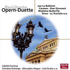Jacques Offenbach, Opern-Duette, 00028947699798