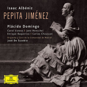 Plácido Domingo, Albéniz: Pepita Jiménez, 00028947762348