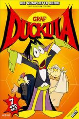 Graf Duckula, Graf Duckula Collector'S Box (7 Dvd), 04032989601127