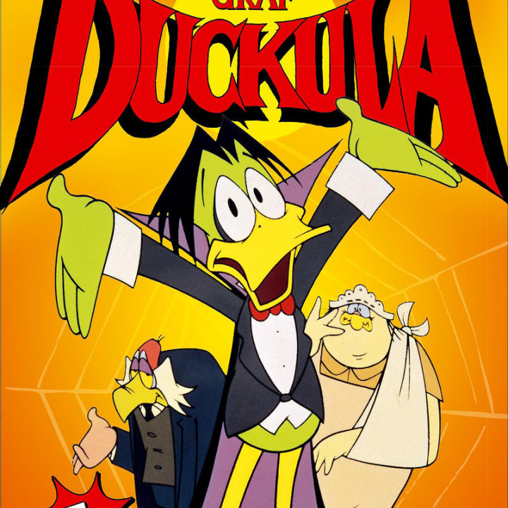 Graf Duckula Collector'S Box (7 Dvd) 4032989601127