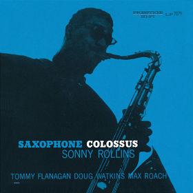 Sonny Rollins, Saxophone Colossus (Rudy Van Gelder Remaster), 00025218810524