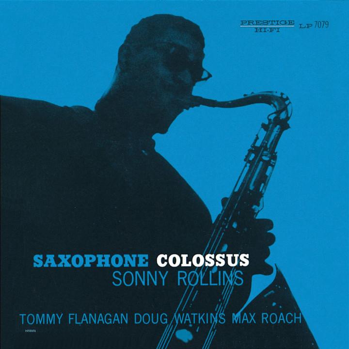 Saxophone Colossus 0025218810520