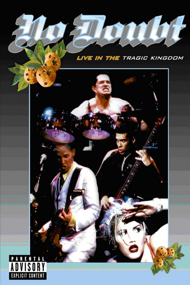 Live In The Tragic Kingdom 0602498619218