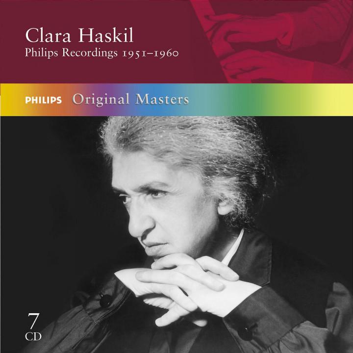 Clara Haskil - Philips Recordings 1951-1960 0028947577397