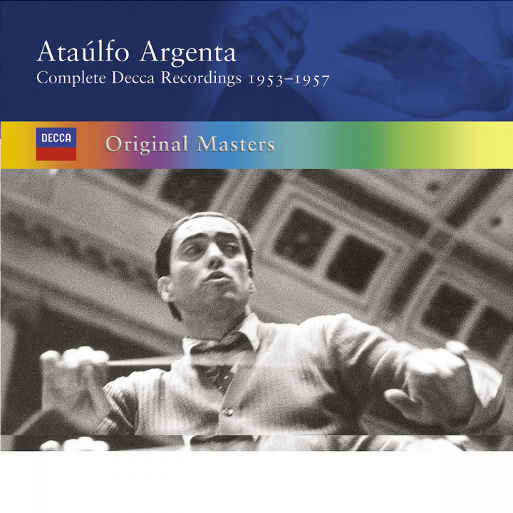 Ataulfo Argenta - Decca Recordings 1953/57 0028947577478