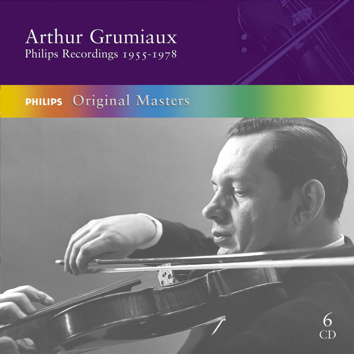 Arthur Grumiaux - Philips Recordings 1955-1977 0028947578251