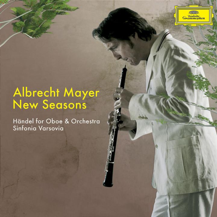 New Seasons - Händel für Oboe und Orchester 0028947656818