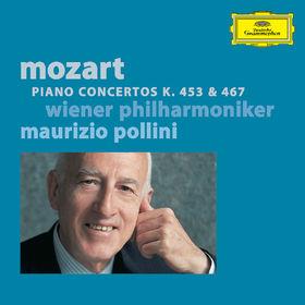 Wolfgang Amadeus Mozart, Mozart: Piano Concertos K. 453 &  467, 00028947757955