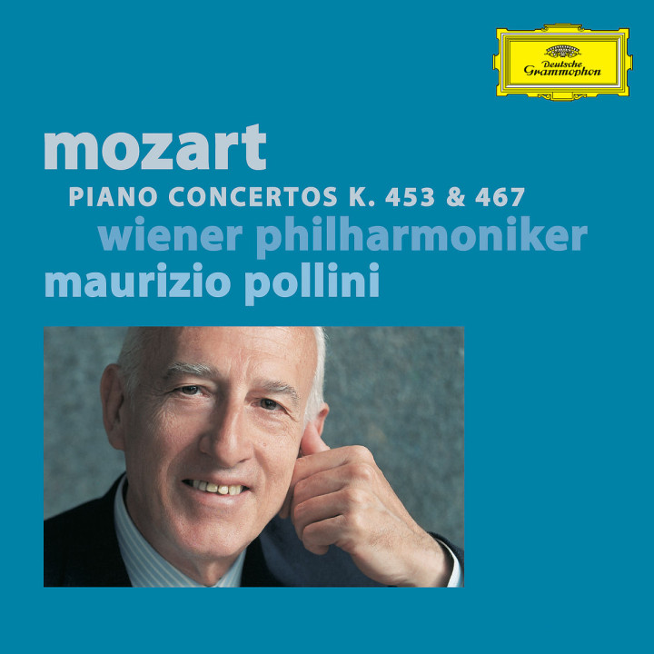 Mozart: Piano Concertos K. 453 &  467 0028947757957