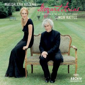 Magdalena Kozena, Mozart: Concert Arias (Limited Edition), 00028947757993
