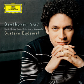 Gustavo Dudamel, Beethoven: Symphonies Nos. 5 & 7, 00028947762287