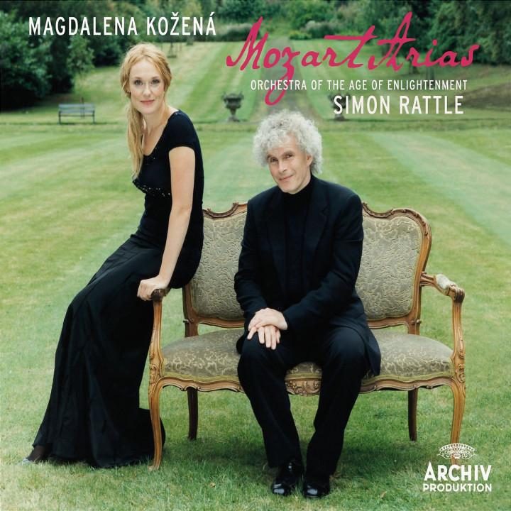 Mozart: Concert Arias 0028947762726