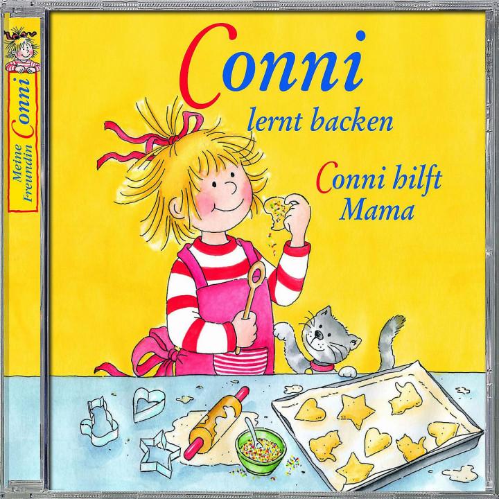 19: Conni lernt backen / Conni hilft Mama 0602498758380