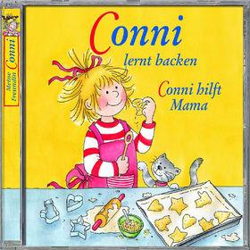 Conni, 19: Conni lernt backen / Conni hilft Mama, 00602498758380