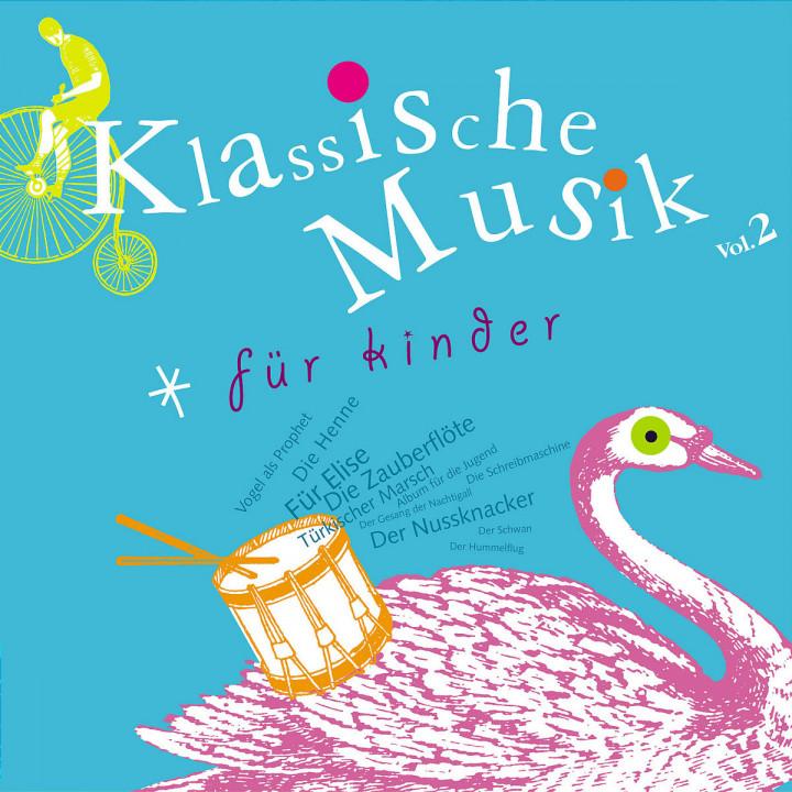 Klassische Musik für Kinder Vol. 2