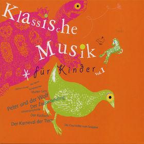 Klassik für Kinder - Komponisten von A-Z, Klassische Musik für Kinder Vol. 1, 00028947699712