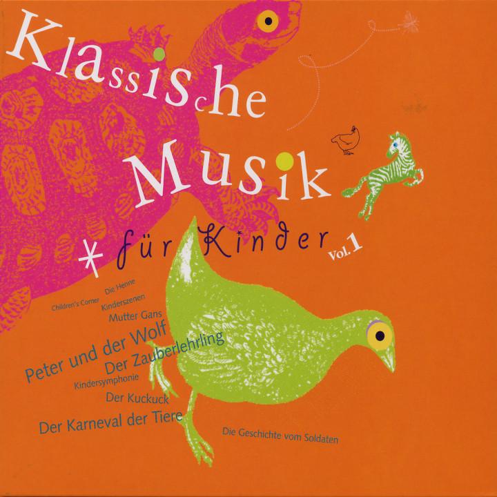Klassische Musik für Kinder Vol. 1 0028947699710