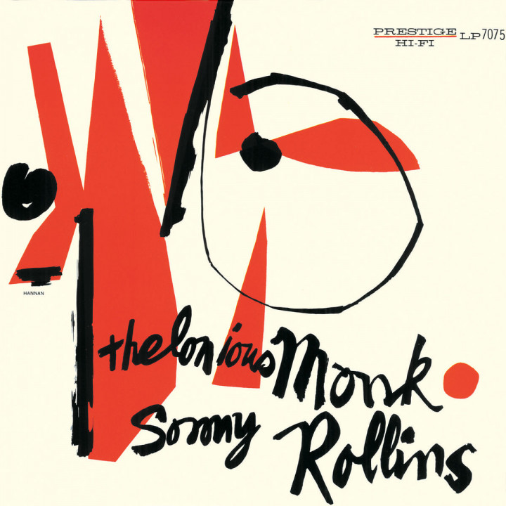Thelonious Mon & Sonny Rollins 0888072300109