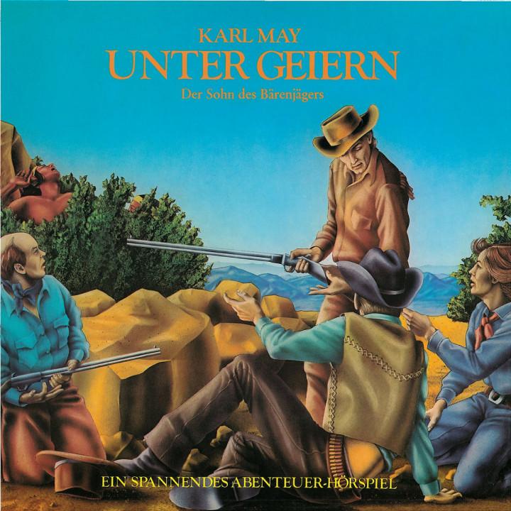 Unter Geiern - Der Sohn des Bärenjägers 0602517027592
