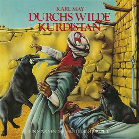 Karl May, 08: Durchs wilde Kurdistan, 00602517027602