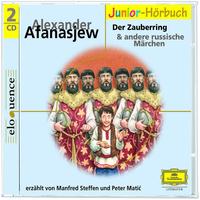 Eloquence Junior Hörbuch, Russische Märchen 2: Der Zauberring u.a. Märchen, 00602498595695