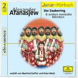 Eloquence Junior Hörbuch, Russische Märchen II, 00602498595695