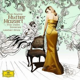 Anne-Sophie Mutter, Mozart: Complete Violin Sonatas, 00028947763185