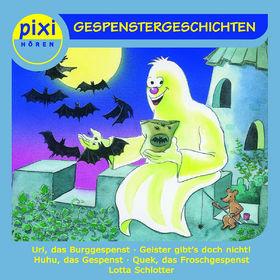 Pixi Hören, Gespenstergeschichten, 00602498780138